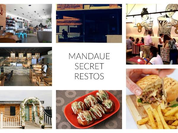 MANDAUE SECRET RESTOS