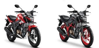 10 Daftar Harga dan Spesipikasi Motor Honda Unggulan Terpopuler Tahun 2017