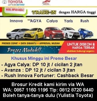Toyota jakarta barat dealer