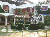 Bigg Boss 9 house pic photos
