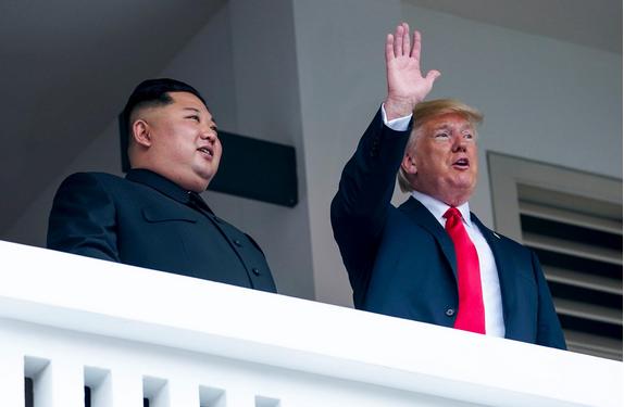 Historic-moments-Donald-Trump-Kim-Jong-Un-summit-Singapore