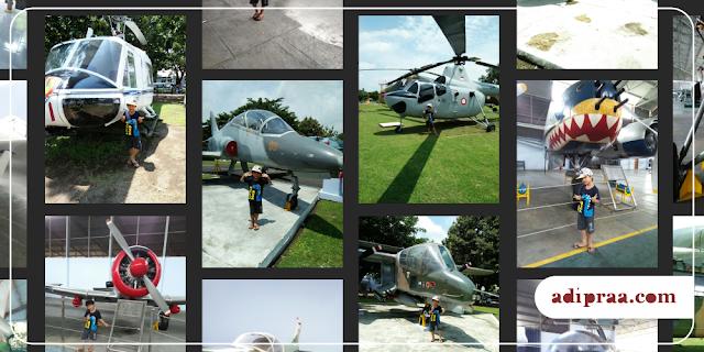 Beberapa Pesawat Koleksi Museum Dirgantara | adipraa.com