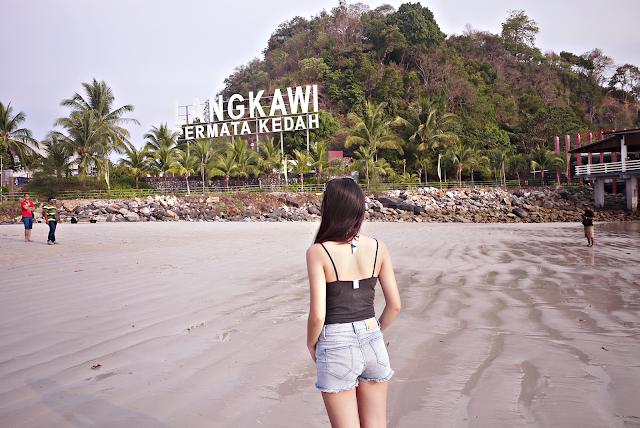 Nicole Cynnie - Langkawi Island