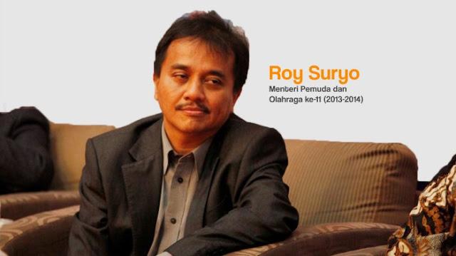 Roy Suryo Somasi Kemenpora untuk Kedua Kalinya