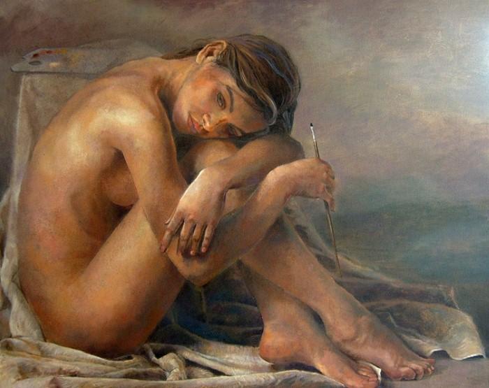Remy Daza Рохас. Современный художник из Боливии 19