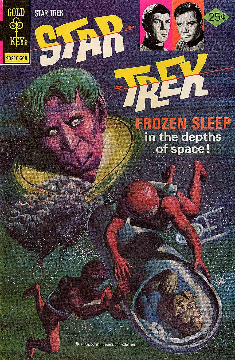Star Trek (1967) issue 39 - Page 1