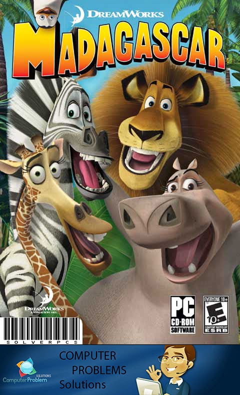Download Free Madagascar 1 Game For Pc | COMPUTER  PROBLEM  SOLUTION.