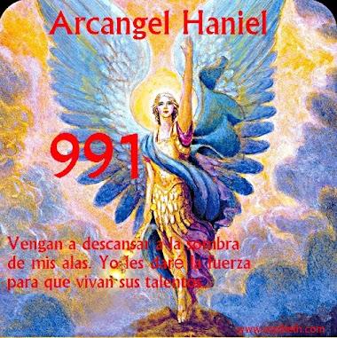 MENSAJE DEL ARCÁNGEL HANIEL(recordando)