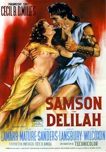 Samson and Delilah hindi dubbed movie