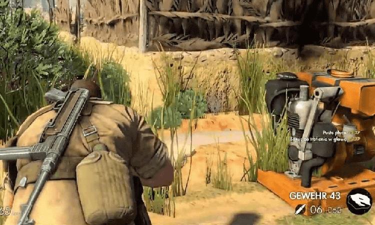 تحميل لعبة القناص سنايبر sniper elite 3 للكمبيوتر
