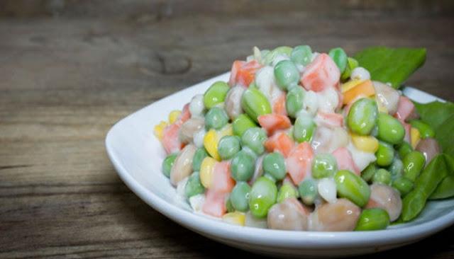 Resep Salad Jagung Dan Kacang Makanan Sehat Untuk Ramadhan