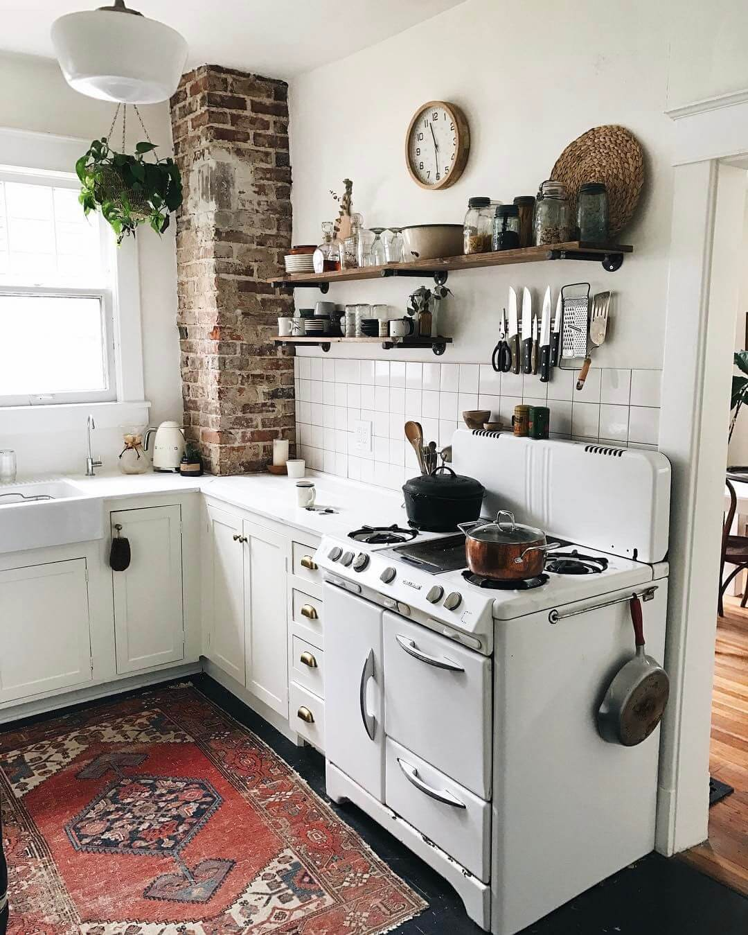 68 Cottage Kitchen Decorating Ideas Luvne Com