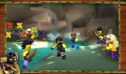 LEGO Ninjago: Shadow of Ronin Apk+Data Free on Android Game
