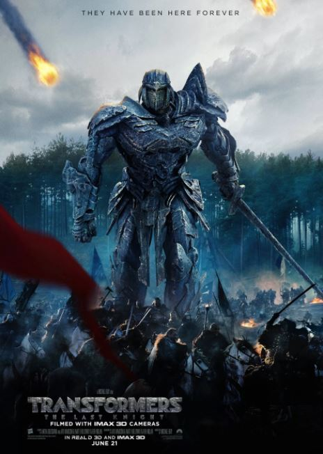 Transformers: The Last Knight Movie Download