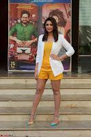 Parineeti Chopra with Ayushmann Khurrana at the Launch of Trailer of Meri Pyaari Bindu 011.JPG