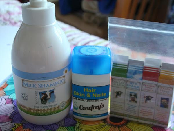 MooGoo Milk Shampoo