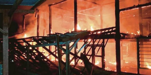 Terbiasa Laksanakan Sholat Tahajud Membuat Nenek Ini Selamat Dari Kebakaran Hebat