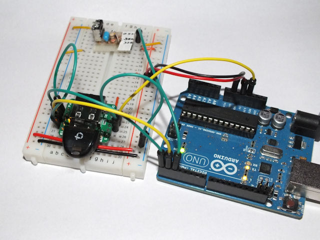 arduino スケッチ ファームウェア