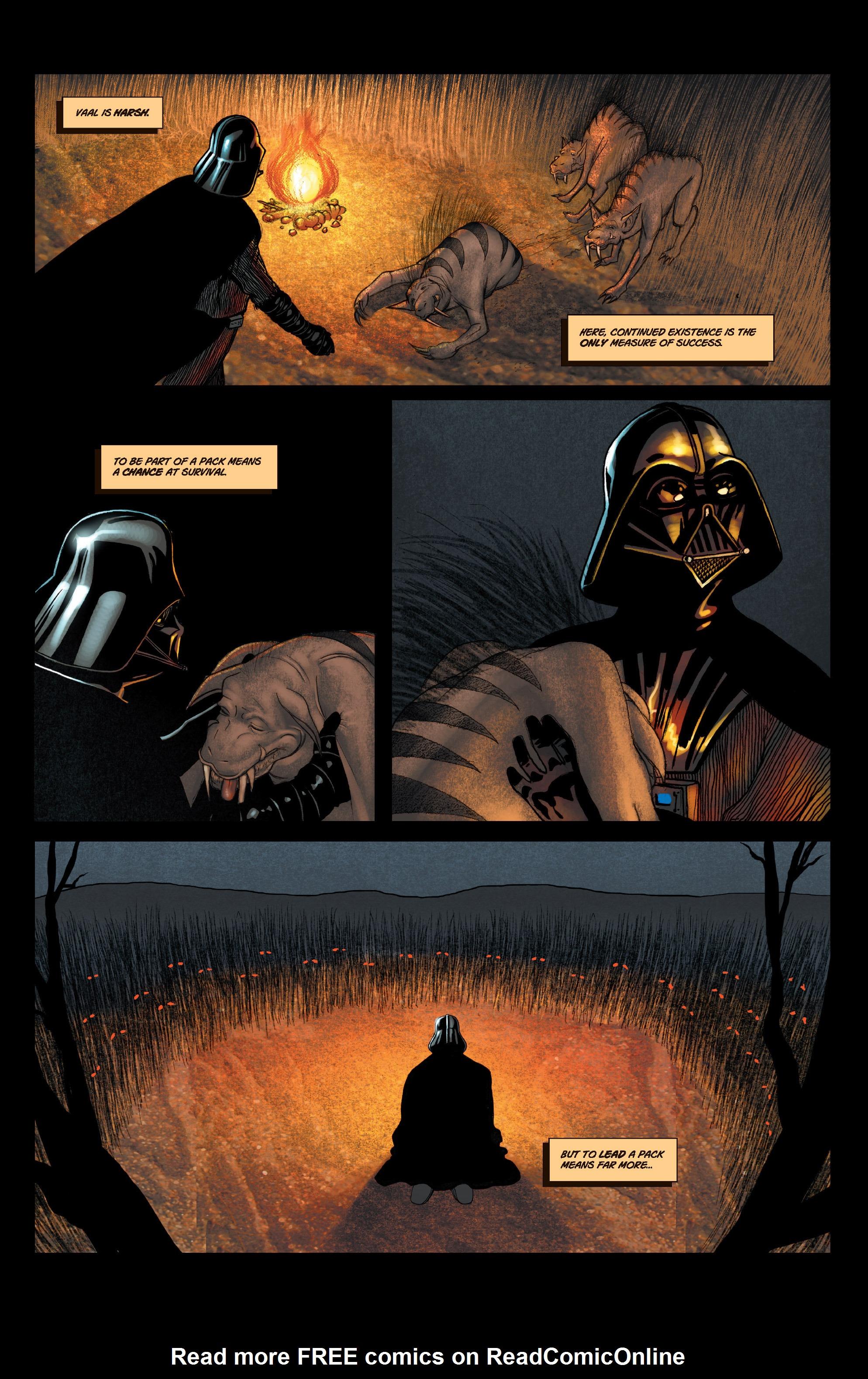 Read online Star Wars Omnibus comic -  Issue # Vol. 17 - 231