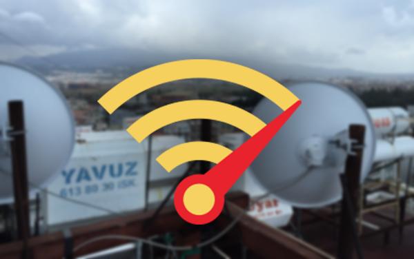 بالفيديو: تعرف أفضل جهاز لاستقبال و ارسال الانترنت على بعد 25 كيلومتر وبسرعة تتجاوز 400 ميغا