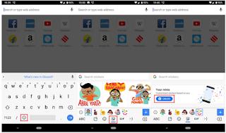 Cara membuat Emoji pribadi (Minis) di Gboard dengan mudah