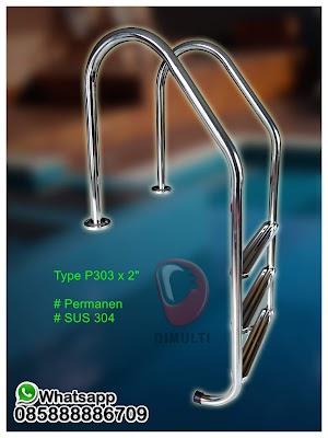 """Jual Tangga Kolam Renang Type P303 X 2"""""""