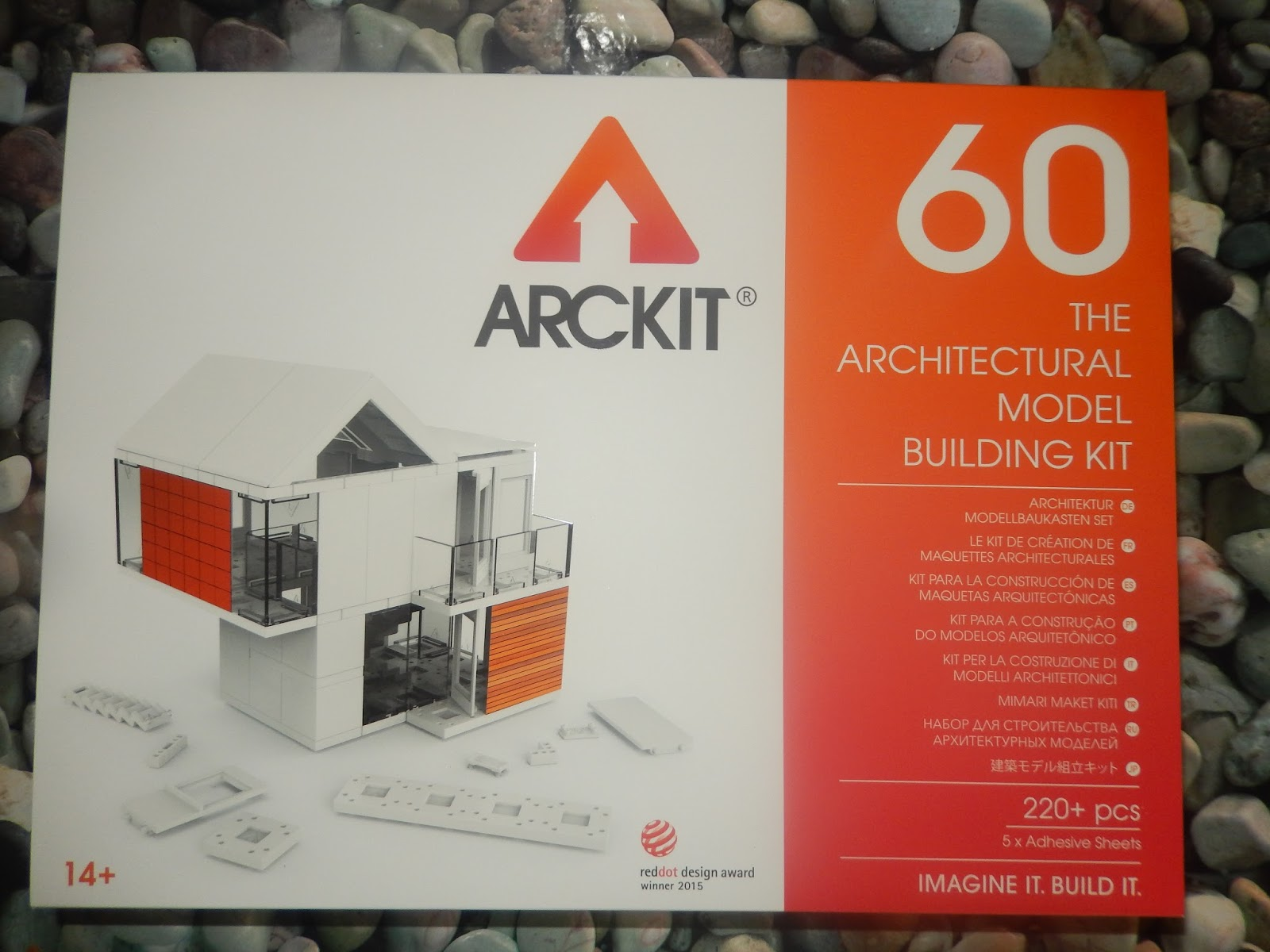 Architectural Model Kits Review Arckit Architectural Model Building Kits