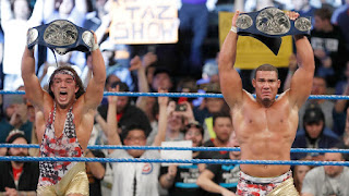 WWE - American Alpha se consagran como campeones de Smackdown antes de cerrar el año