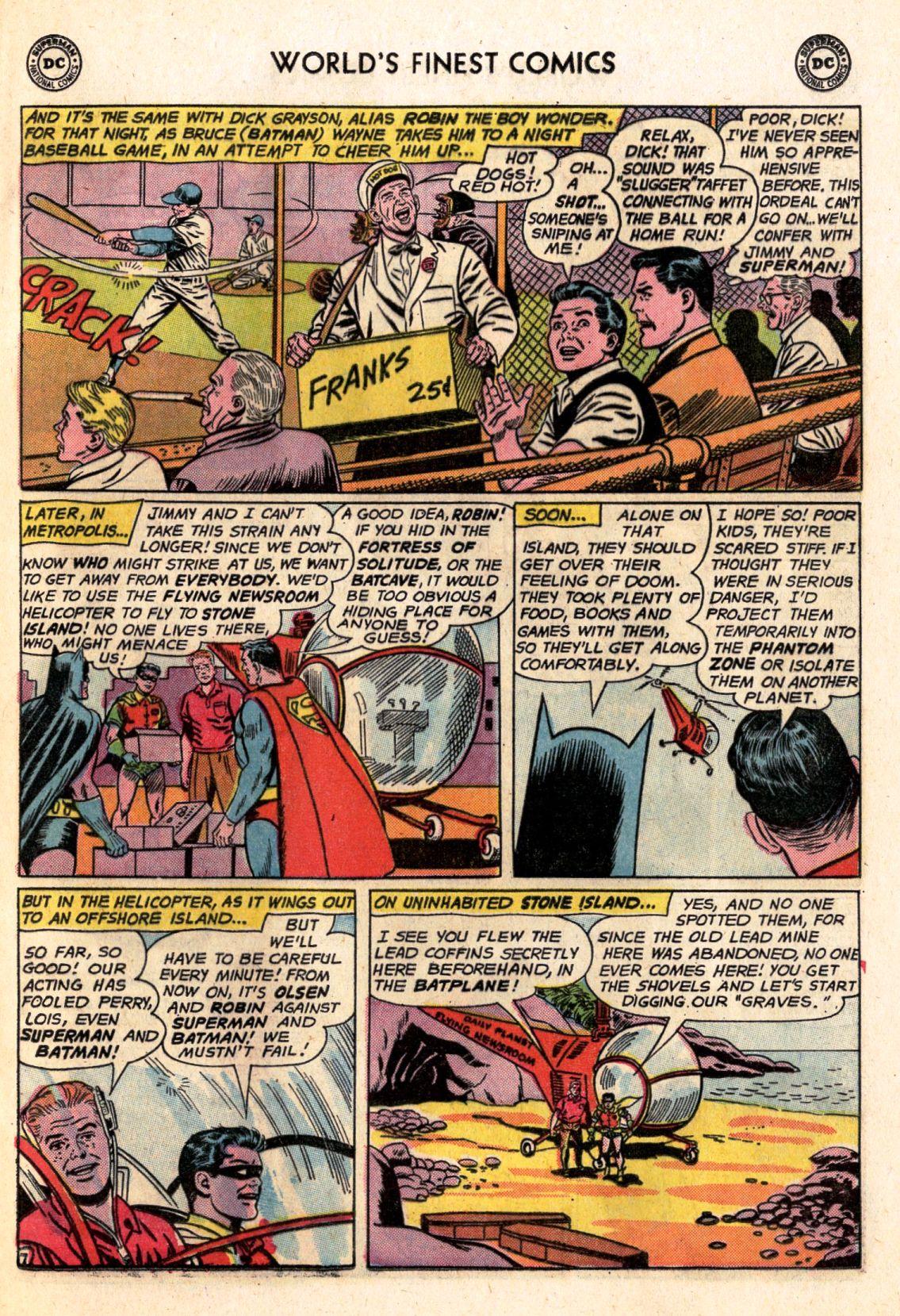 Read online World's Finest Comics comic -  Issue #141 - 9