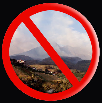 Gunung Lawu jadi Kawasan Terlarang