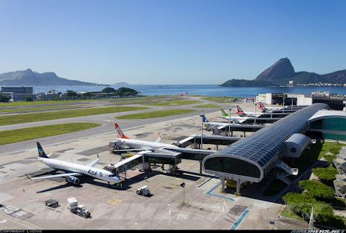 Aeroporto Santos Dumont - Rio de Janeiro