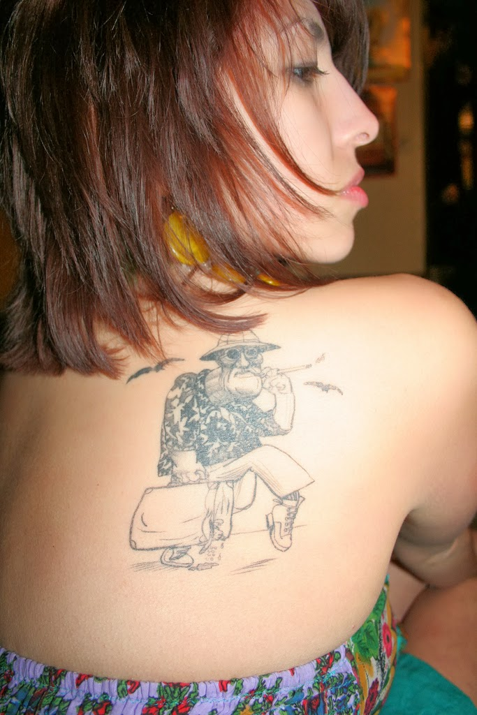 Shoulder Tattoo For Girls - Beautiful Tattoos Art