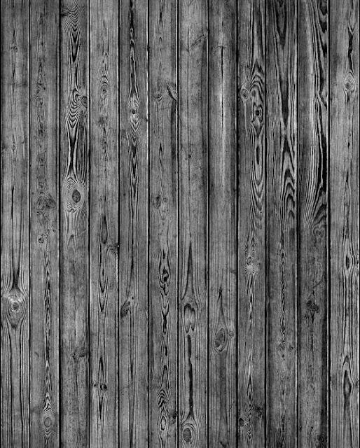 Lautaseinä Tapetti puu puujäljitelmä harmaa