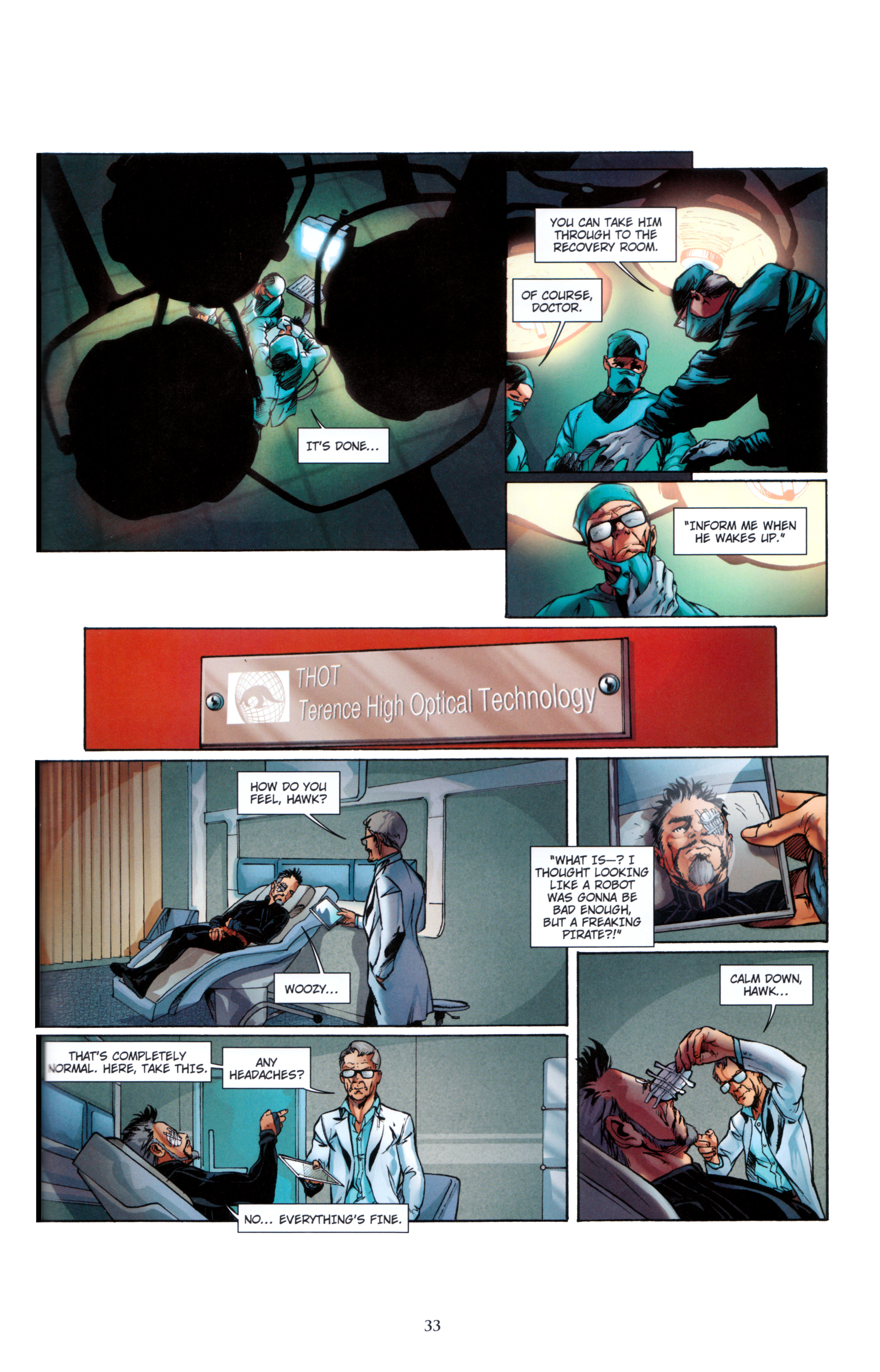 Read online Assassin's Creed (2012) comic -  Issue #5 - 33