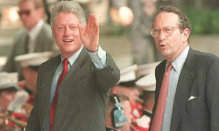 CIA Big Had Data Problem Too — But Was Bailed Out By Bill Clinton