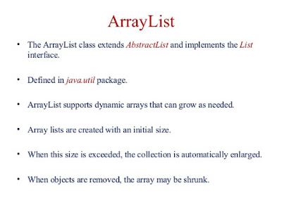 First and Last element of ArrayList in Java