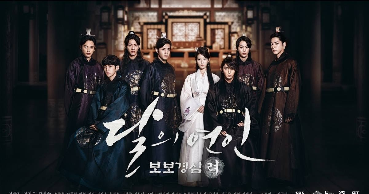 Sinopsis Drama Moon Lovers : Scarlet Heart Ryeo Episode 1