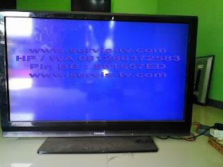 Perbaikan LCD Toshiba TV
