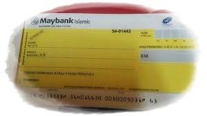 Cek Maybank Clear Berapa Hari