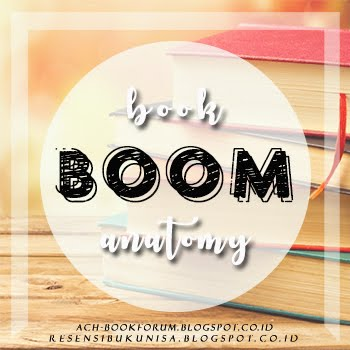 Monthly Rubric: BOOM [Book Anatomy]