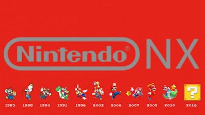 NX se esperá saber algo más de la nueva consola de Nintendo