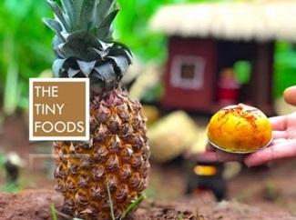 Kesari Bath Recipe | Suji Kesari | Rava Kesari | E29 | The Tiny Foods