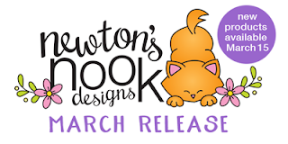 Newton's Nook Designs | March 2019 New Release