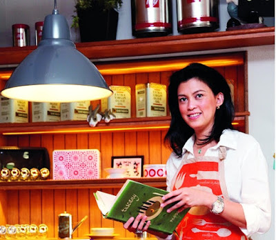 Arimbi Nimpuno, Celebrity Chef dan Owner ArimbiKitchen