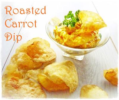 carrot-dip