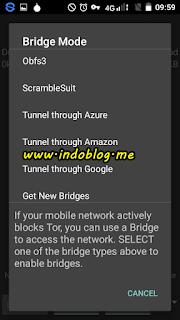 Cara Jitu Buka Situs Yg Diblokir di Hp Android