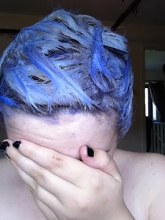 beautiful illusion how i got lilac hair