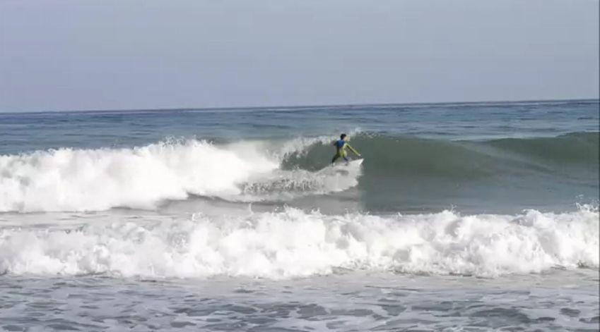 Días de Levante - Surf Málaga