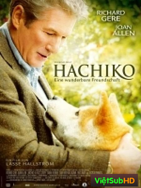 Chú Chó Hachiko