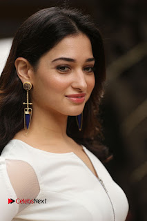 Actress Tamannaah Pictures at Abhinetri Movie Interview 0010.JPG